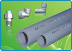 PB环保冷热水管(灰色)