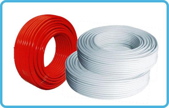 铝塑耐高温给水管(PE-RT)