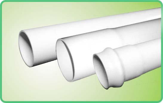 PVC-U排水管(直管、扩直口管、扩凸口管)