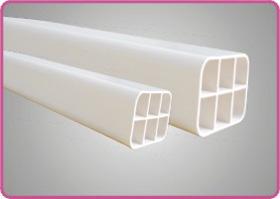 地下通信管道用PVC-U 格栅管
