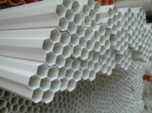 PVC-U七孔蜂窝管