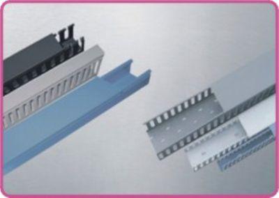 燃绝缘PVC工业线槽